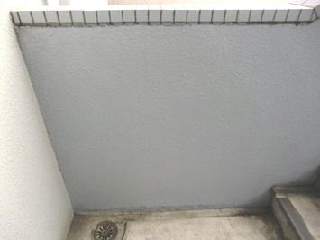 6 マンション腰壁 特殊洗浄後